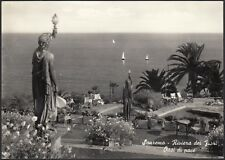AA6403 Sanremo (IM) - Oasi di Pace - Cartolina postale - Postcard