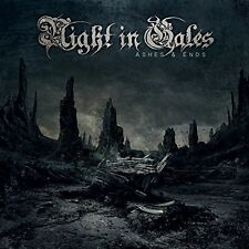 Night in Gales - Ashes & Ends [New CD]