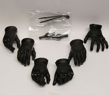 "HOT TOYS DC BATMAN THE DARK KNIGHT RISES QS001 18"" 1/4 SCALE HAND SET WITH PEGS"