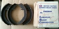 Renault 12 15 17 and Gordini Rear Brake Shoes EBC FSB17 FREE UK POSTAGE