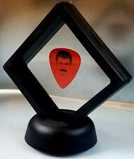 Freddie Mercury Queen Guitar Pick Display Framed Rock Music Present Novelty Gift