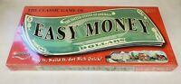 Sealed Easy Money 2005 Hasbro Board Game - New In Box 2-4 Players
