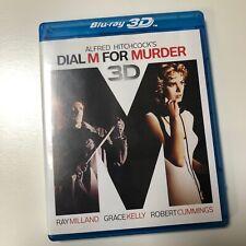 Dial M For Murder (3d Blu-ray) [blu-ray] Blu-Ray