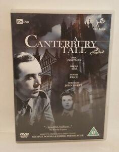 A Canterbury Tale (1944) DVD Eric Portman Sheila Sim Dennis UK R2 DVD