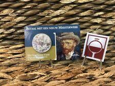 COINCARD - CC - NEDERLAND 2003 - 5 EURO HERDENKINGSMUNT - VAN GOGH VIJFJE
