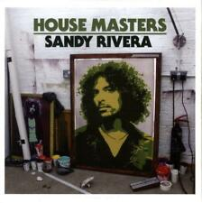 SANDY RIVERA - HOUSE MASTERS 2CDs UNMIXED (New & Sealed) Finally Forever Trouble