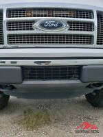"""Ford Ranger M2M #200-10-1 Mountains2Metal /""""Honeycomb/"""" Edition Powder Coated Black Bumper Grille Insert Fits 2019"""