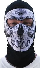 Coolmax Balaclava with Neoprene Mask Zan Headgear Skull WBC002NFME