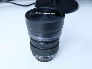 Olympus M.Zuiko Digital ED 7-14mm F/2.8 PRO Lens - Black