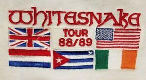 1988 Whitesnake Tour Sweat Shirt