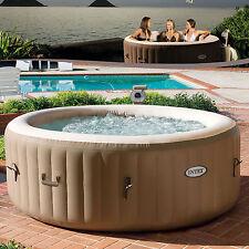 Outdoor whirlpools ebay for Aussenpool aufblasbar