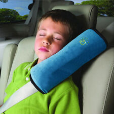 Kids Comfy Safety Auto Car Seat Belt Head Shoulder Support Pad Cover Cushion New