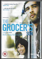 THE GROCER'S SON GENUINE R2 DVD NICOLAS CAZALE CLOTILDE HESME VGC