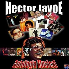 "Hector Lavoe ""Antologia Musical"" Complete mp3 Collection/Free Bonus + Gift/Salsa"