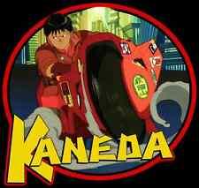 80's Japanimation Classic Akira Kaneda & Bike custom tee Any Size Any Color