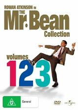 The Mr Bean Collection : Vol 1-3 (DVD, 2005, 3-Disc Set) Rowan Atkinson