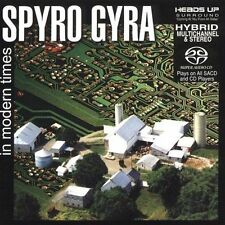 In Modern Times by Spyro Gyra (CD, Oct-2001, Telarc Distribution)
