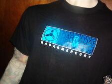 RADAR MERCURY SHIRT Doghouse Records NJ indie rock LG