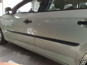 FORD MONDEO MK4 Side Protection Mouldings / Door Protector / Rubbing Strips