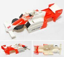 1991 TYCO Indy MCLAREN HONDA F1 Slot Car Body Odd 6330