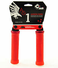 ODI AG-1 Aaron Gwin Signature Lock-On MTB/DH Bike Grips 135mm, Red