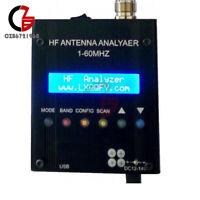 Digital MR300 Antenna Analyzer Shortwave Meter Tester 1-60M For Ham Radio