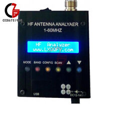 Digital MR300 Antenna Analyzer Shortwave Meter Tester 1-60M For Ham Radio