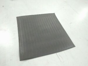 """Heavy-Duty Anti-Fatigue Floor Mat 24""""x26"""" Rubber Cushioned Standing Relief"""