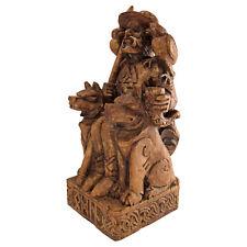 Seated Odin Statue - Dryad Designs - Norse God - Pagan Asatru Viking Wicca