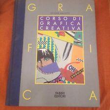 CORSO DI GRAFICA CREATIVA VOL 1 PIU CHE BUONO!!