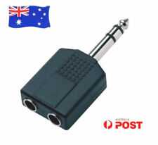 Audio 6.35mm Male Connector A