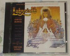 LABYRINTH (Trevor Jones/David Bowie) rare original mint Germany cd (1986)
