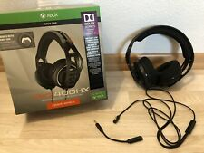 Microsoft Xbox One Plantronics Rig 400HX Headset Black from the Dealer
