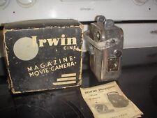 Vintage Irwin Magazine Movie Camera Model 16