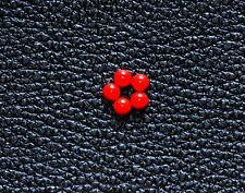 Leica Leitz 5 red dots Originale Rote Punkte Glas,Leica R+M Spare Parts Teile