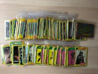 Star Wars: The Empire Strikes Back Series 3 trading cards by Topps 1980 base set