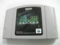 Nintendo 64 Tsumi to Batsu Sin and Punishment Japan N64