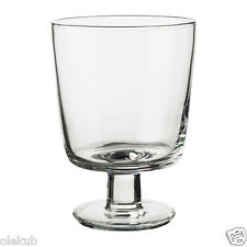 IKEA 365+ Wine Glass Clear Glass NEW 702.783.63