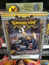 Warmachine: Mercenaries Swabber New
