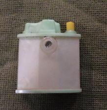 #D282. SMALL  PLASTIC  PEEP SHOW SLIDE ROTATOR ,  CIGARETTE LIGHTER DESIGN