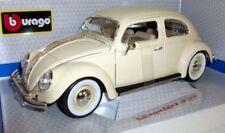 Véhicules miniatures bleus Burago Volkswagen