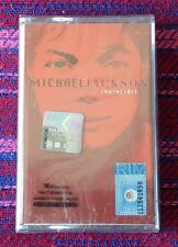 Michael Jackson ~ Invincible ( Malaysia Press ) Cassette