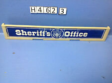 (H462.3) playmobil enseigne maison shériff ref 3423 3181