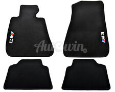 BMW M3 Series E90 E90LCI E91 Floor mats With M3 Emblem LHD Side Clips