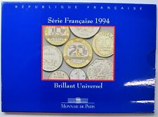 - Coffret BU - France - 1994 - Brillant Universel