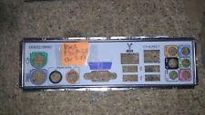 Panneau shield i/o Asus P5LP-LE rev 5.03 plaque arriere