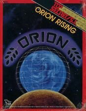 TS3 ORION RISING SEALED TOP SECRET / S.I. Espionage Module Adventure TSR Game
