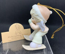Precious Moments Ornament It's So Uplifting To Have A Friend Like You 1993 Membe