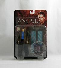 NUOVO 2005 BUFFY AMMAZZAVAMPIRI ✧ Wesley ✧ PIOGGIA DI FUOCO VINTAGE Angel Figure MOC