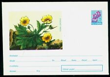 1964 Mountain Flower,the creeping buttercup/Ranunculus repens,Romania,cover